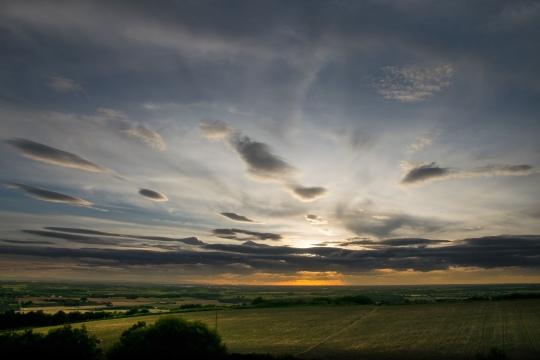 Garswood Skies