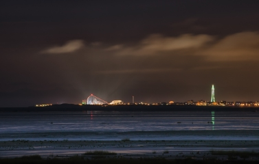 Blackpool from Southport