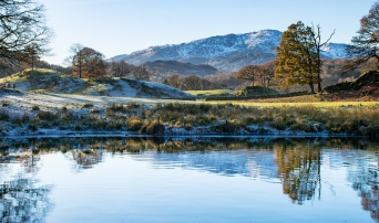 reflections on the Brathay