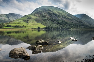 Brotherswater serenity