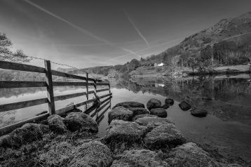 Loughrigg Tarn Tranquility