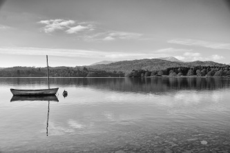 Boat on Windermere
