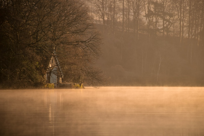 Boathouse on Windermere