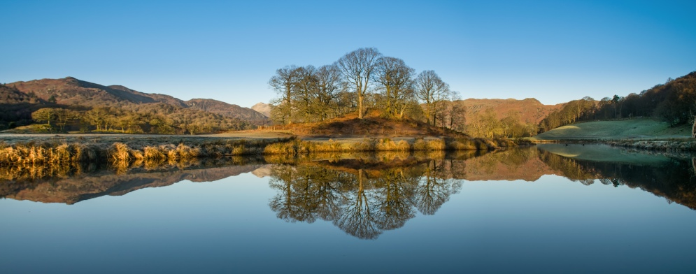 River Brathay relfections